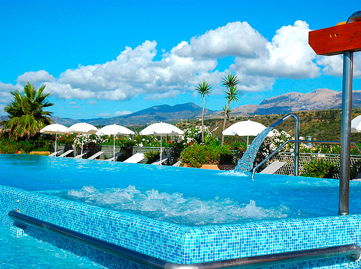 Centro Benessere - Acacia Resort hotel cefalù