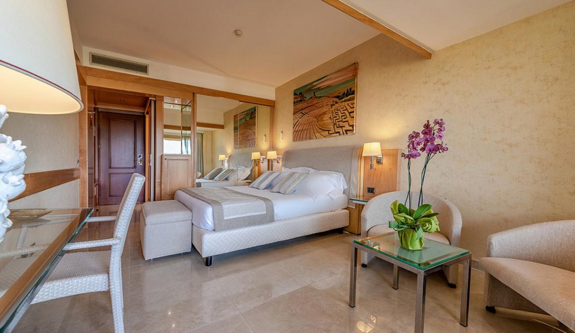 Hotel cefalu Acacia Resort - Deluxe Room