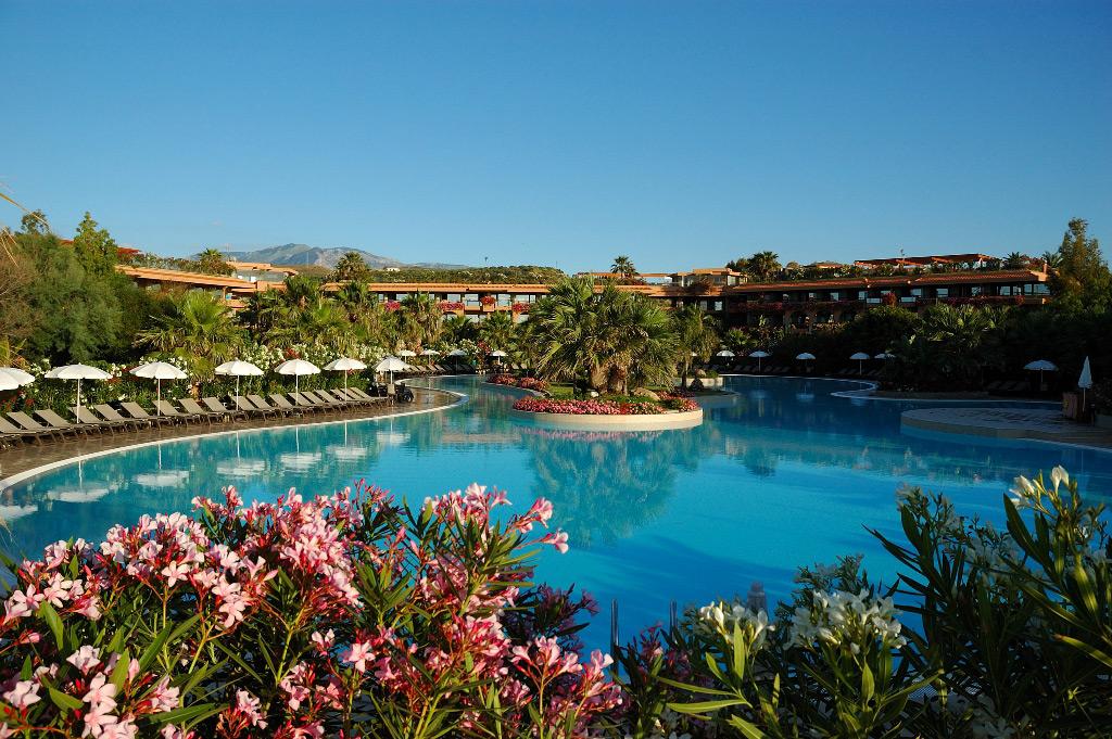 Acacia Resort Piscine