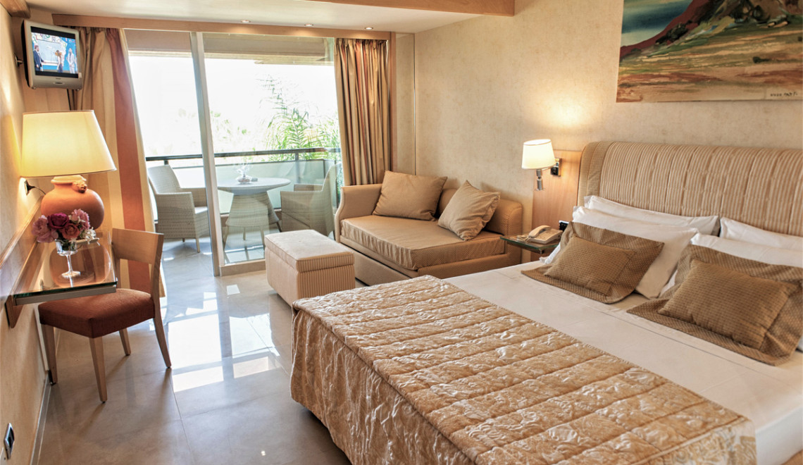 Acacia Resort Cefalu - Deluxe chambe
