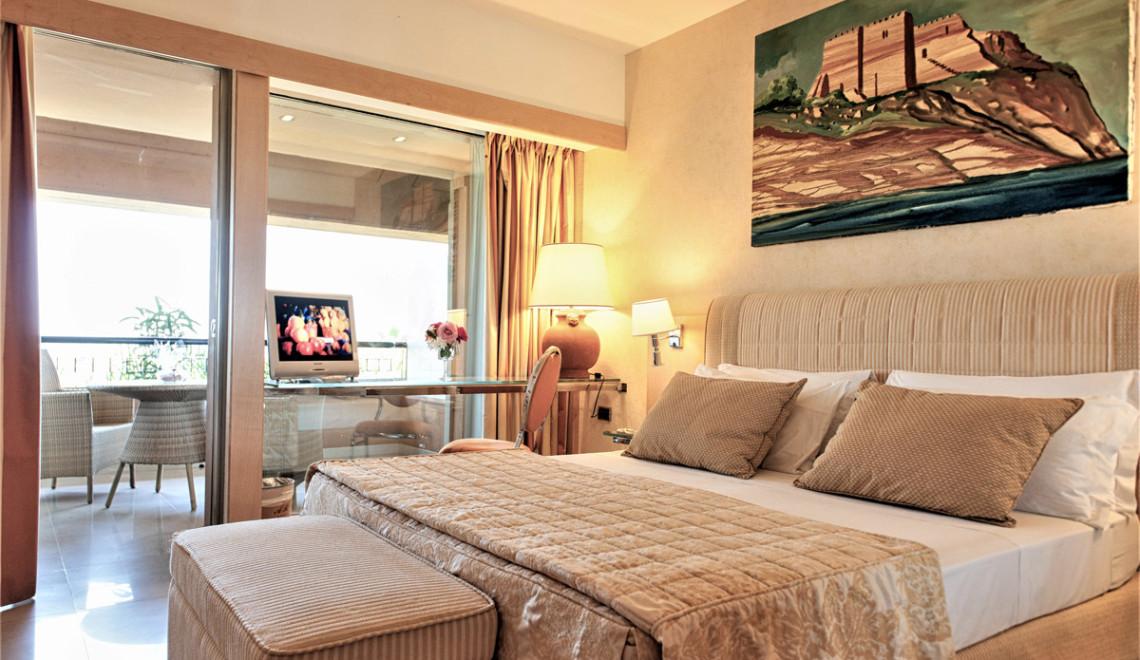 Hotel cefalu Acacia Resort - superior room