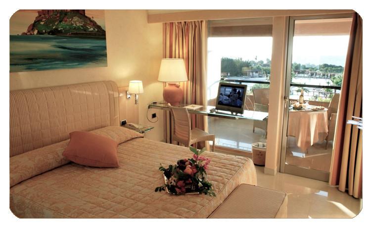 Hotel cefalu Acacia Resort - superior vista mare