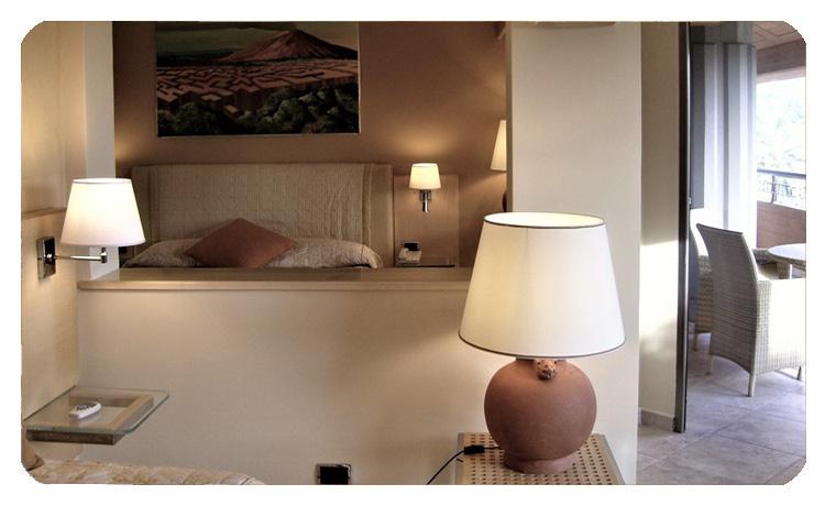 Acacia Resort cefalu - minisuite chambre