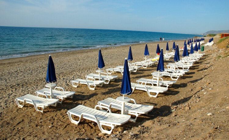 www.acaciaresort.eu - spiaggia