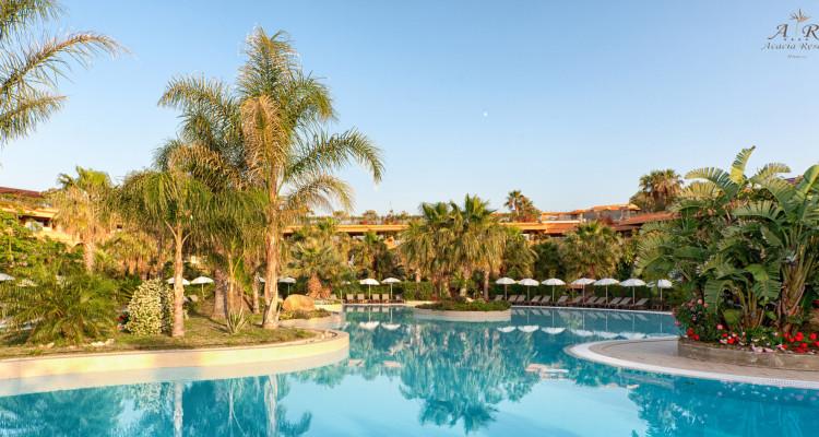 Hotel Cefalù - Acacia Resort Parco dei Leoni