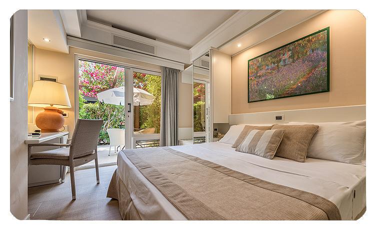 Acacia Resort - Comfort-Garden Chambre