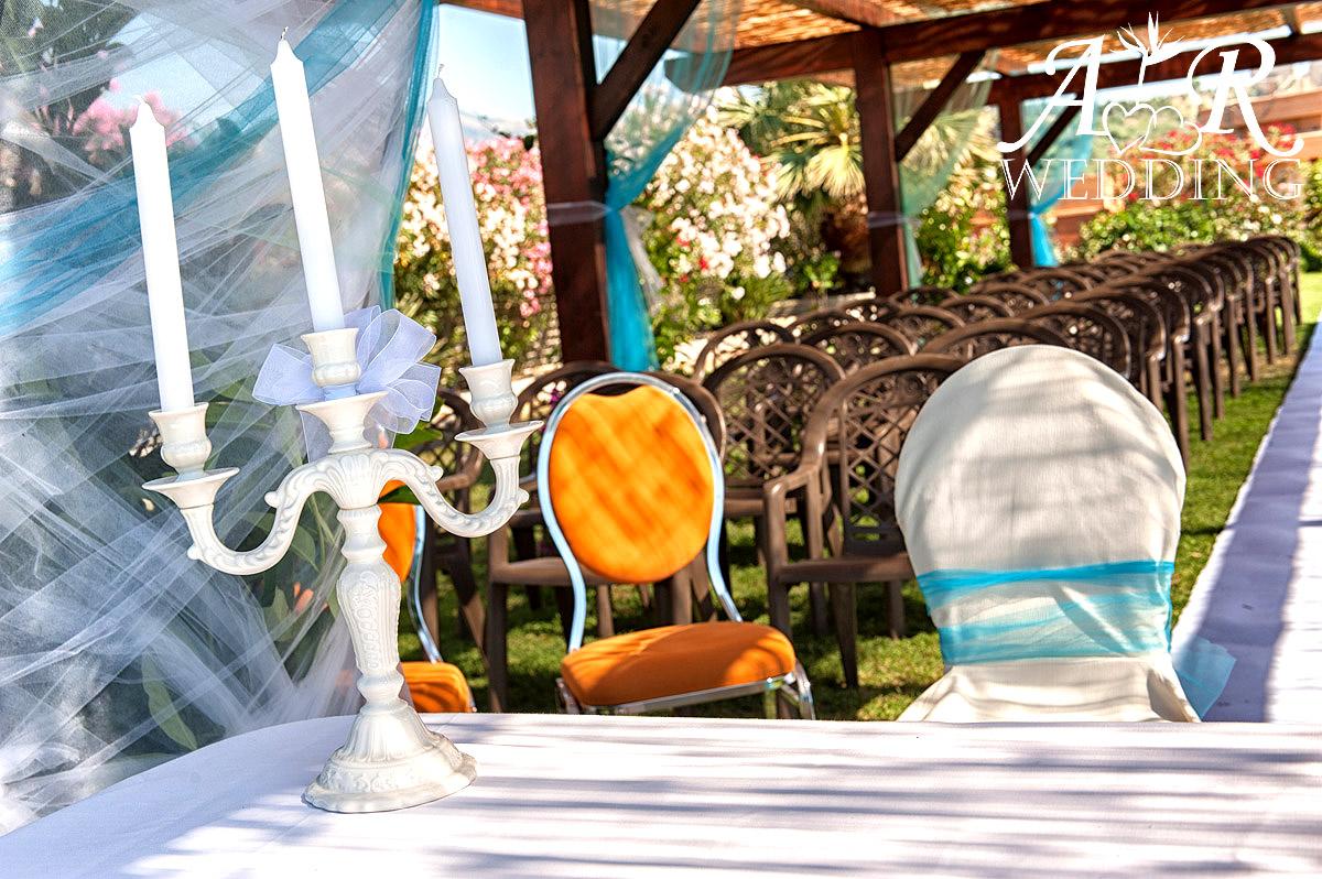 hotel cefalu - acacia resort - spazi esterni per matrimoni